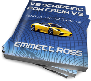 cover image for catia macros book