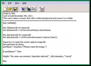 catscript picture 2 300x217 Screen Shot Macro
