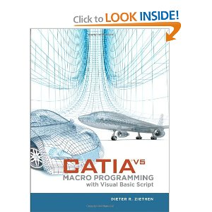 CATIA V5 Macro Programming with visual basic script Review
