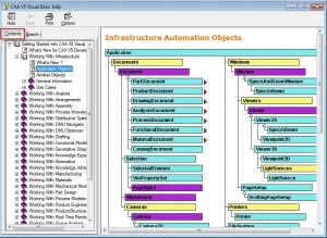 catia automation documentation help