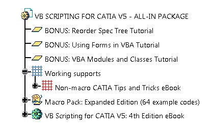 vb scripting package all in