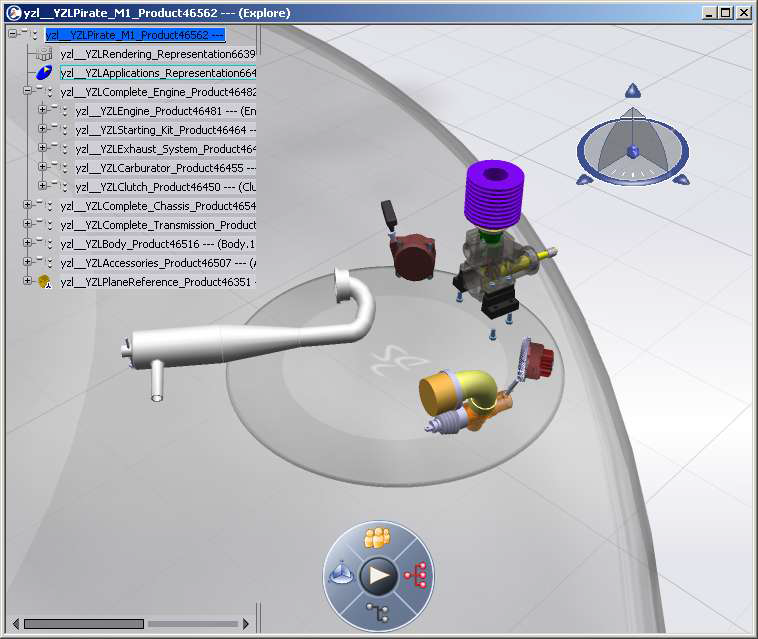differences between catia v5 and v6