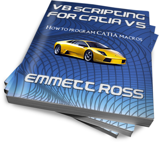 vb scripting for catia v5 paperback