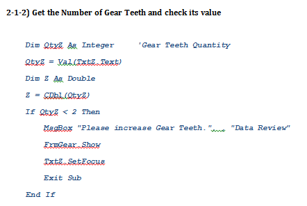 gear teeth tutorial